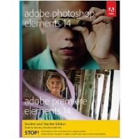 Adobe Photoshop Elements 14 und Premiere Elements 14 Student&Teacher Mac/Win