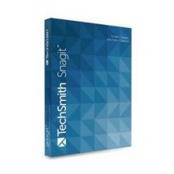 TechSmith SnagIt 12 GOV 1-4 User Mac/Win ESD Bild0