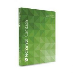 TechSmith Camtasia for Mac GOV 1-4 User ESD Bild0