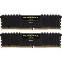 32GB (2x16GB) Corsair Vengeance LPX schwarz DDR4-3000 RAM CL15 Kit