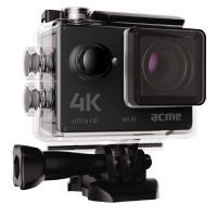 "ACME VR03 4K Ultra HD Action Cam mit Wi-Fi & 2"" LCD"