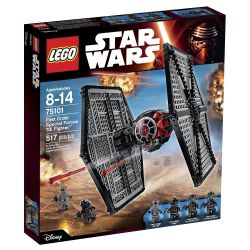 LEGO Star Wars - First Order Special Forces TIE Fighter™ (75101) Bild0