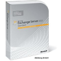 Microsoft Exchange Server 2016 Standard Win Open-NL User CAL Bild0