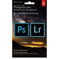 Adobe Creative Cloud Foto-Abo (Lightroom & Photoshop) 20GB - ESD #NEU mit 20GB