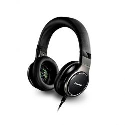 Panasonic RP-HD10 Over-Ear High-Resolution Kopfhörer Schwarz Bild0