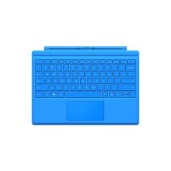 Microsoft Surface Pro 4 Type Cover hellblau Bild0