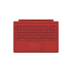 Microsoft Surface Pro Type Cover rot Bild0