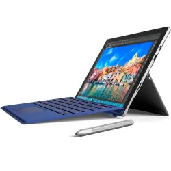 "Surface Pro 4 CR5-00003 i5-6300U 4GB/128GB SSD 12"" QHD+ W10P + Type Cover blau Bild0"