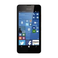 Microsoft Lumia 550 schwarz Windows 10 mobile Smartphone