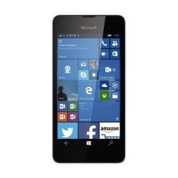 Microsoft Lumia 550 weiß Windows 10 mobile Smartphone Bild0