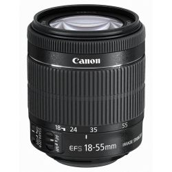 Canon EF-S 18-55mm f/3.5-5.6 IS STM Standard Zoom Objektiv Bild0