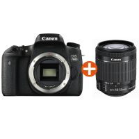 Canon EOS 760D Kit EF-S 18-55mm 3,5-5,6 IS STM Spiegelreflexkamera