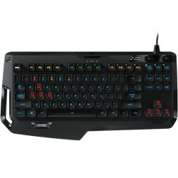 Logitech G410 Atlas Spectrum Gaming Keyboard Bild0