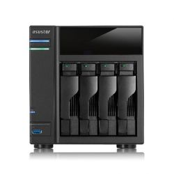 ASUSTOR AS-304T NAS System 4-bay Bild0