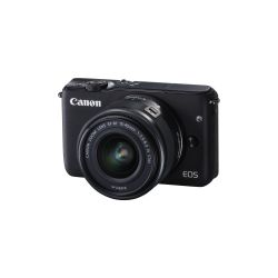 Canon EOS M10 Kit EF-M 15-45mm IS STM Systemkamera *Winter Aktion* Bild0