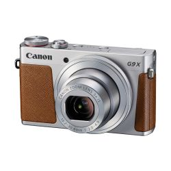 Canon PowerShot G9 X Digitalkamera silber *Winter Aktion* Bild0