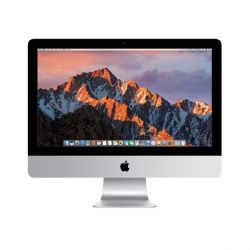 "Apple iMac 21,5"" 1,6 GHz Intel Core i5 8GB 1TB (MK142D/A) Bild0"