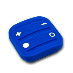 NodOn The Soft Remote Fernbedienung Z-Wave tech blau Bild0