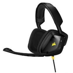 Corsair Gaming VOID Stereo Gaming Headset schwarz gelb Bild0