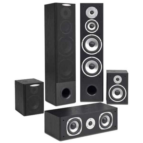 5.0 Surround-Set quadral Quintas 5000 II