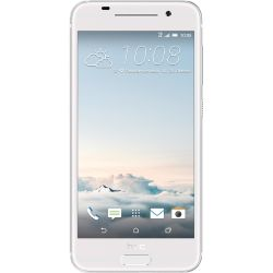 HTC One A9 opal silver Android Smartphone Bild0