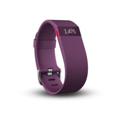 Fitbit CHARGE HR Fitness Tracker pflaume small Bild0