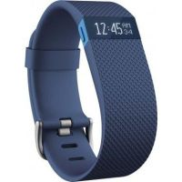 Fitbit CHARGE HR Fitness Tracker blau small