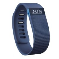 Fitbit CHARGE Fitness Tracker blau large