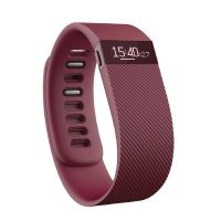 Fitbit CHARGE Fitness Tracker burgundrot small
