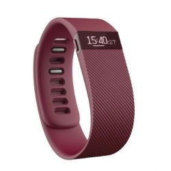 Fitbit CHARGE Fitness Tracker burgundrot small Bild0