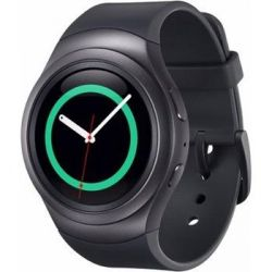 Samsung Gear S2 Sport Smartwatch für Android dark grey Bild0
