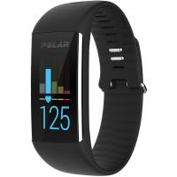 Polar A360 schwarz Gr. M Fitnesstracker optische Pulsmessung Smart-Notification
