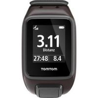 TomTom Spark GPS Sportuhr Fitnesstracker Fb: Ale Brown Gr: Large Bluetooth Smar