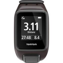TomTom Spark GPS Sportuhr Fitnesstracker Fb: Ale Brown Gr: Large Bluetooth Smart Bild0