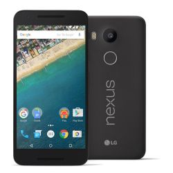 Nexus 5X Anthrazit 32GB Android M Smartphone Bild0