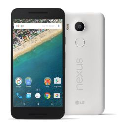 Nexus 5X Quarz 32GB Android 6.0 Smartphone  Bild0