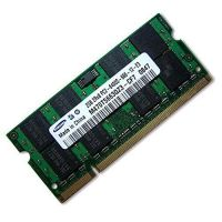 2GB Samsung DDR2-800 SO-DIMM CL6 RAM Notebookspeicher