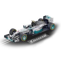 "Carrera DIGITAL 132 Mercedes-Benz F1 W05 Hybrid ""N.Rosberg, No.6"" Bild0"