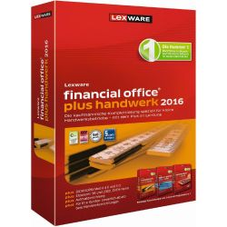 Lexware financial office plus handwerk 2016 Bild0