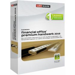 Lexware financial office premium handwerk 2016 Bild0