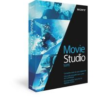 SONY VEGAS Movie Studio Platinum Suite 13 Academic ESD
