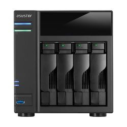 ASUSTOR AS6104T NAS System 4-bay Bild0