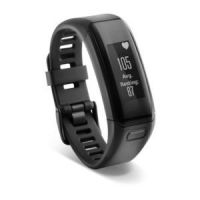 Garmin vivosmart HR XL schwarz Fitnesstracker Bluetooth Pulsmesser