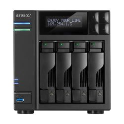 ASUSTOR AS6204T NAS System 4-bay Bild0