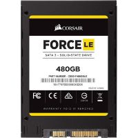 Corsair Force LE Series SSD 480GB TLC 2.5zoll SATA600