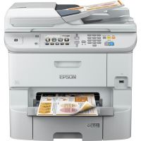 EPSON WorkForce Pro WF-6590DWF Multifunktionsdrucker Scanner Kopierer Fax WLAN