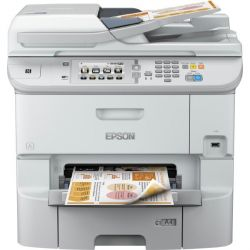 EPSON WorkForce Pro WF-6590DWF Multifunktionsdrucker Scanner Kopierer Fax WLAN Bild0