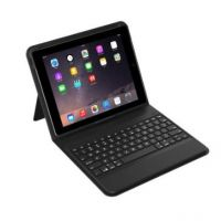 ZAGG Messenger Folio Case Keyboard für iPad Air 2 (de), schwarz