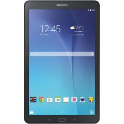Samsung GALAXY Tab E 9.6 T560N Tablet WiFi 8 GB Android 4.4 schwarz Bild0