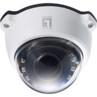LevelOne FCS-4202 3-fach Zoom Dome Outdoor Kamera Tag&Nacht 2MP PoE